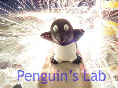 Penguin's Lab Logo